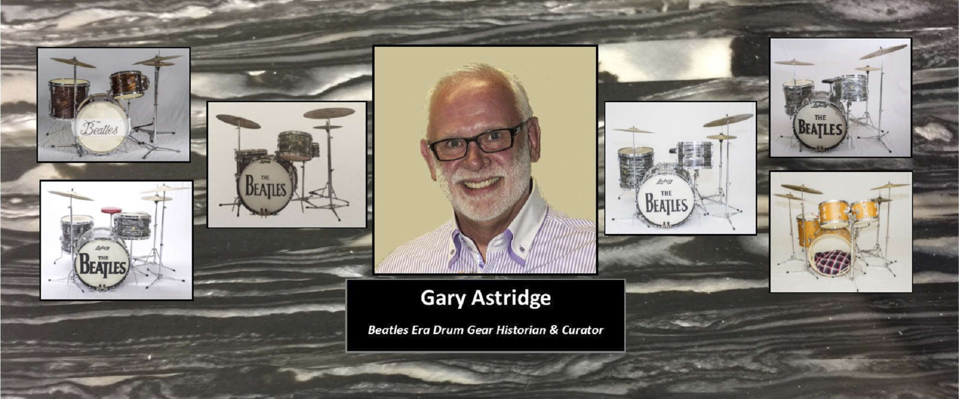 Gary Astridge - Beatles Historian