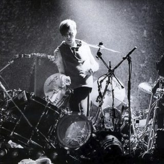 Manic Street Preachers Drums