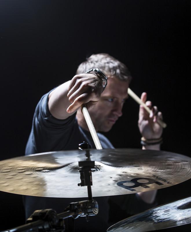 Mike Johnston Drummer