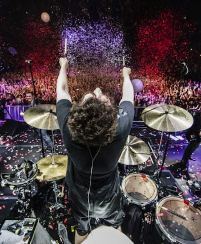 Jamie Morrison Stereophonics