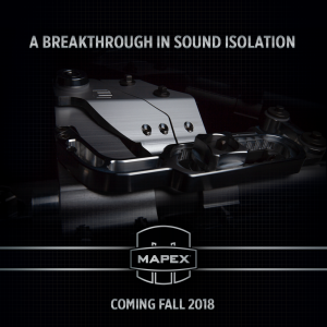 Mapex - Sound Isolation