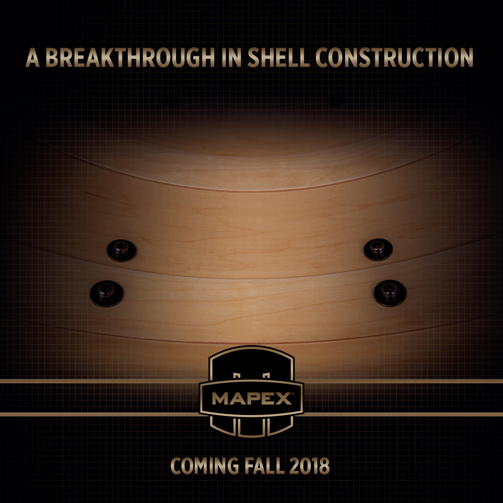 Mapex - Shell Construction