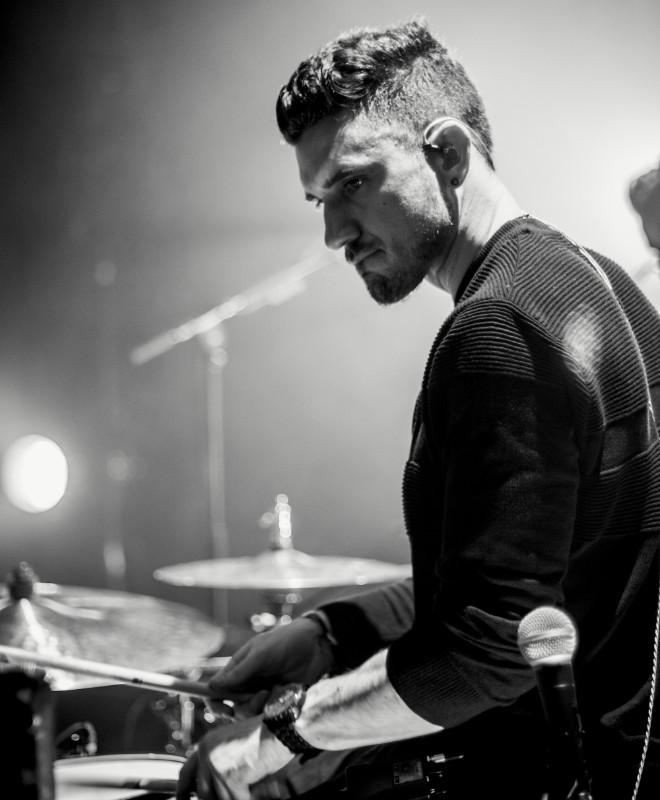 Ben Thomas Drummer